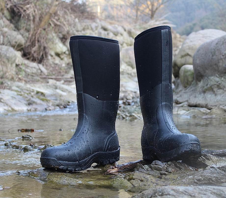 a386e7d976c Homens botas de caça
