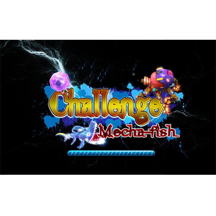 海洋のハンターのアーケード・ゲームの挑戦Mecha魚釣ゲーム販売のための賭ける表ゲーム