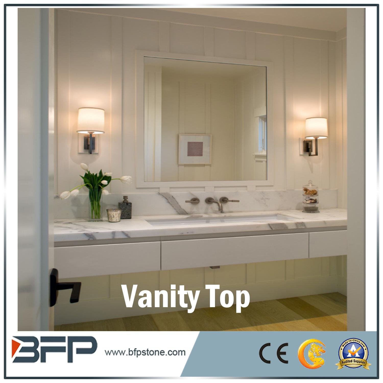Salle De Bain Shower Curtain ~ Salle De Bains En Pierre Artificielle Blanche Quartz Vanity Tops