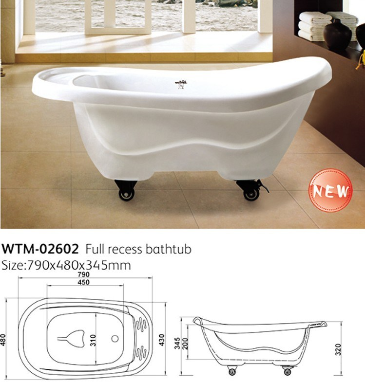 une petite baignoire pour b b roues wtm 02602 photo sur fr made in. Black Bedroom Furniture Sets. Home Design Ideas