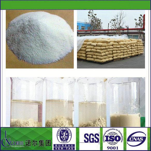 석탄 세척 광업 직물 산업 화학제품을%s Flocculant 음이온 비이온성 Polyacrylamide