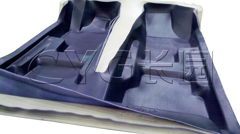 Fußbodenunterlage ~ Wasserdichter wärmeisolierung automtive gummi elastisches auto