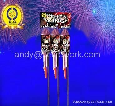 Les roquettes Fireworks 14 16 18 20 22 29 40 45 50 55 60 pouces