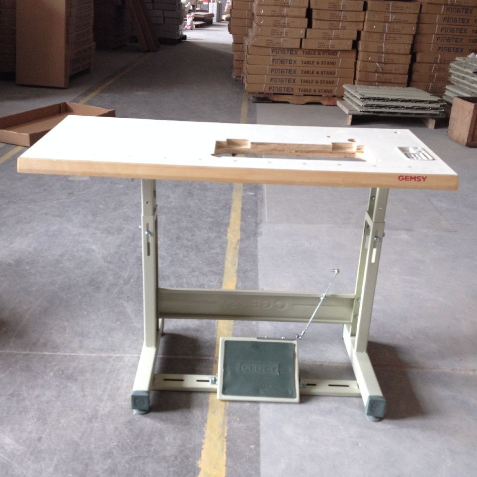 chine gemsy statif de table de machine coudre acheter. Black Bedroom Furniture Sets. Home Design Ideas