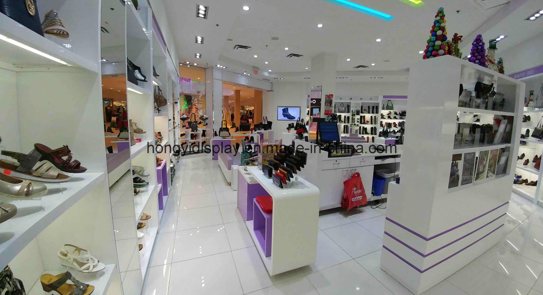 7a00742f022 Chaussures femmes magasin de détail Présentoir photo sur fr.Made-in ...
