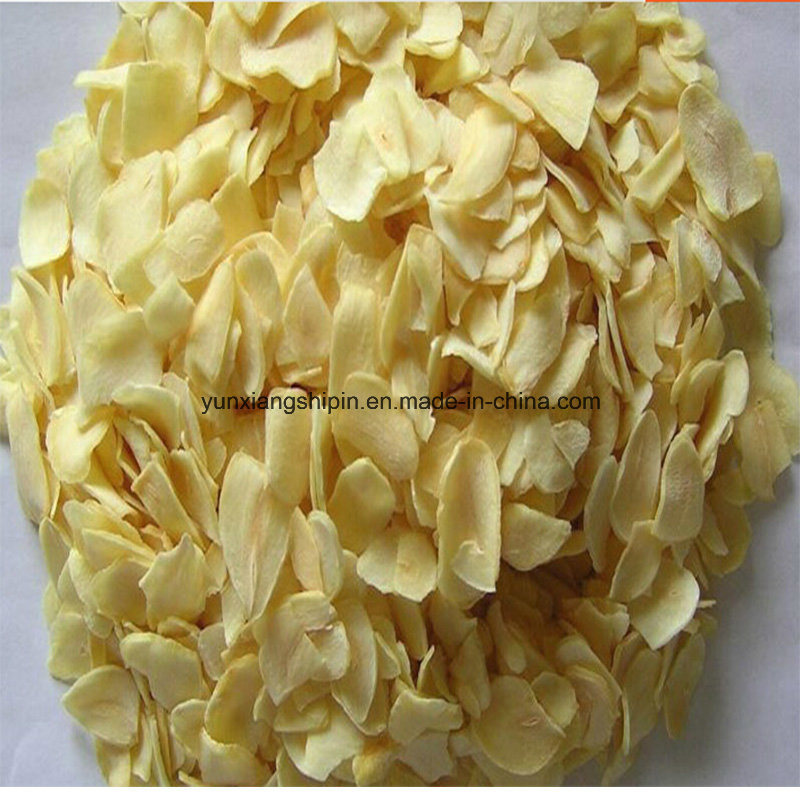 La tranche d'ail, de granulés, flocons de poudre avec le meilleur prix et de bonne qualité