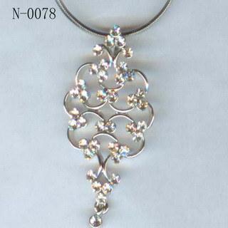 Nala collares de aleación (N-0078)