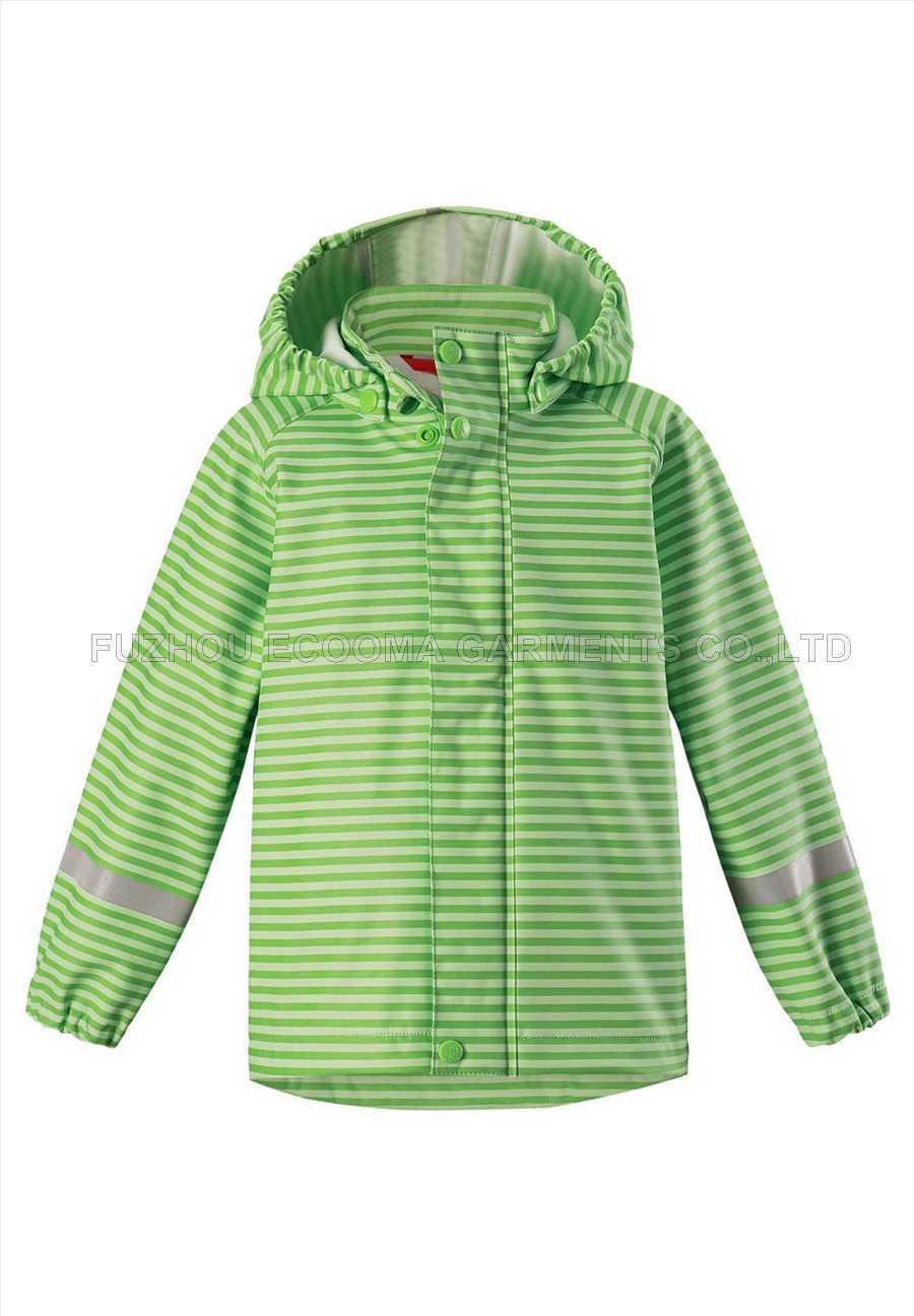procesos de tintura meticulosos paquete de moda y atractivo nueva temporada China Kid's Up reflectante Chaqueta lluvia – Comprar PU ...