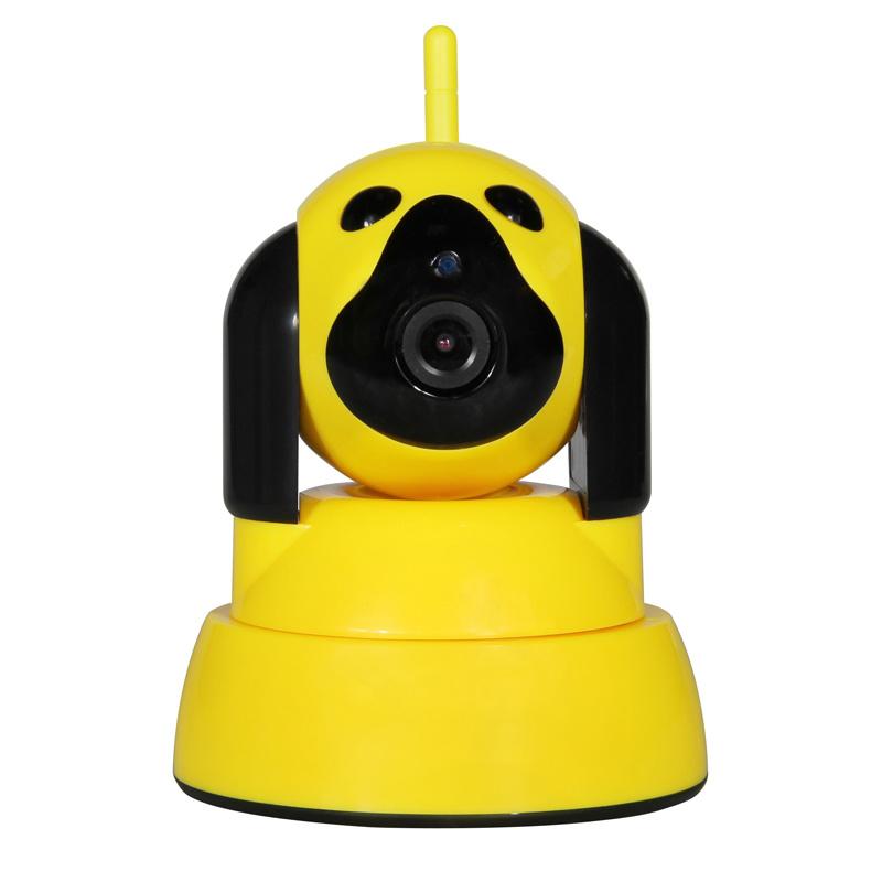 720p Camera van de Veiligheid van het Web van de Koepel van kabeltelevisie IP de Mini Draadloze