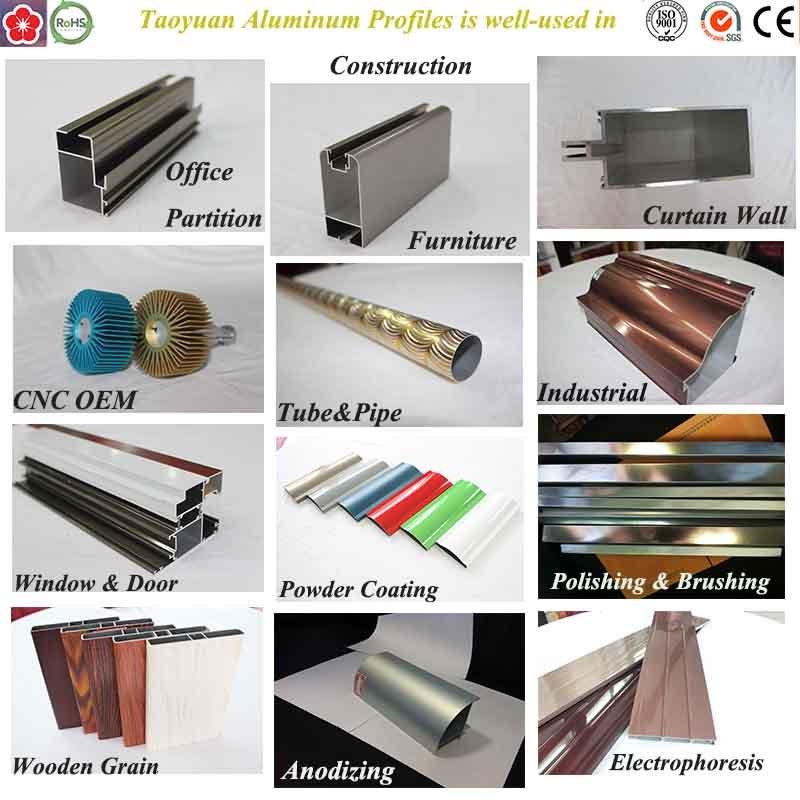 Erstellt China-Aluminiumstrangpresßling-Lieferant-Export ...