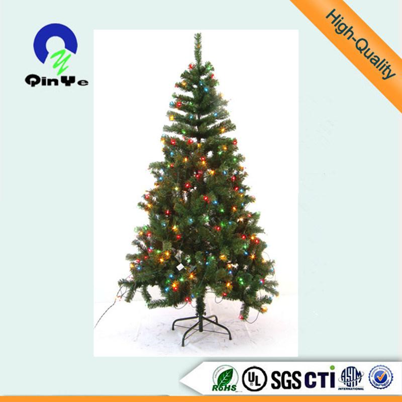 Foto de Árbol de Navidad de plástico utilizado en color de la hoja ...