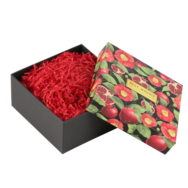 Papelão Ondulado personalizado Caixa de cereja para frutas de Acondicionamento