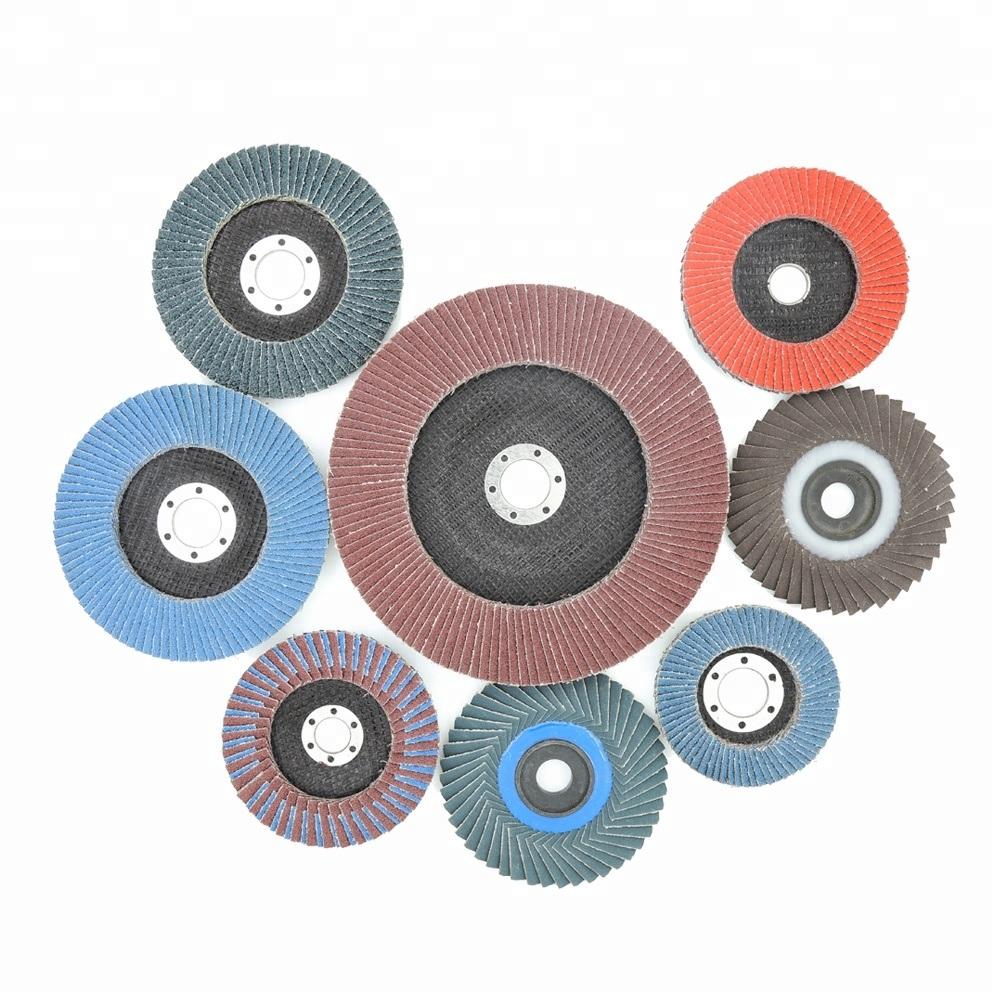 Rotella della falda del disco di molatura di Zirconia per il polacco del granito