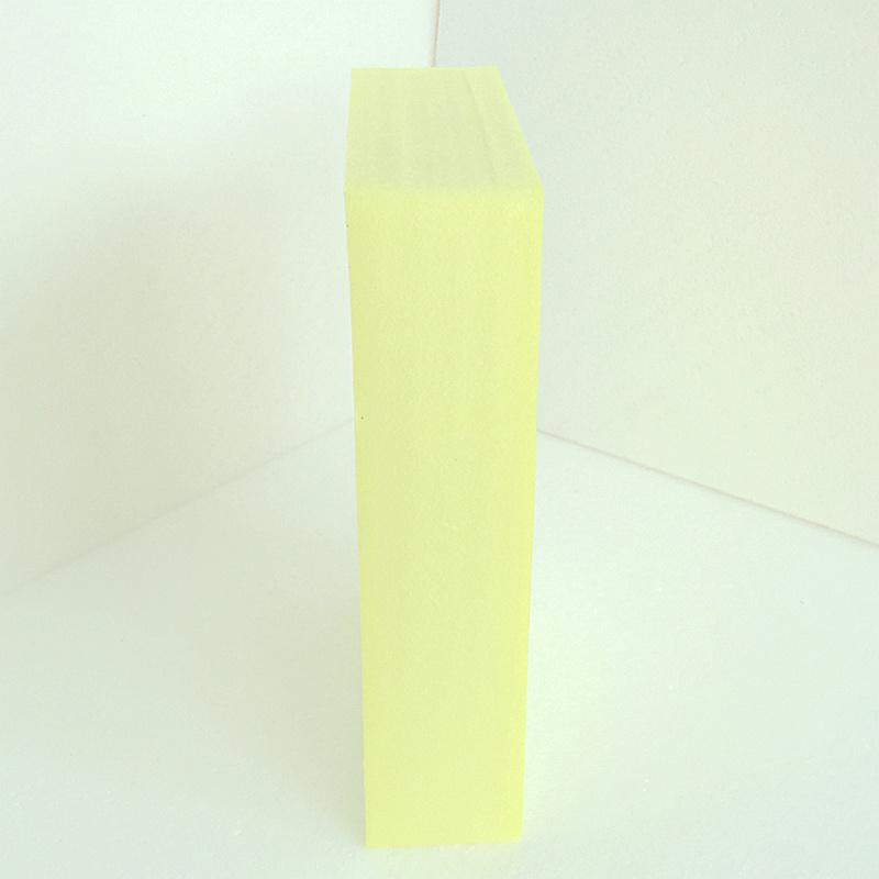 Длина Fuda полистирол (XPS) из пеноматериала платы B2 класса 700КПА желтого цвета 16мм толщиной