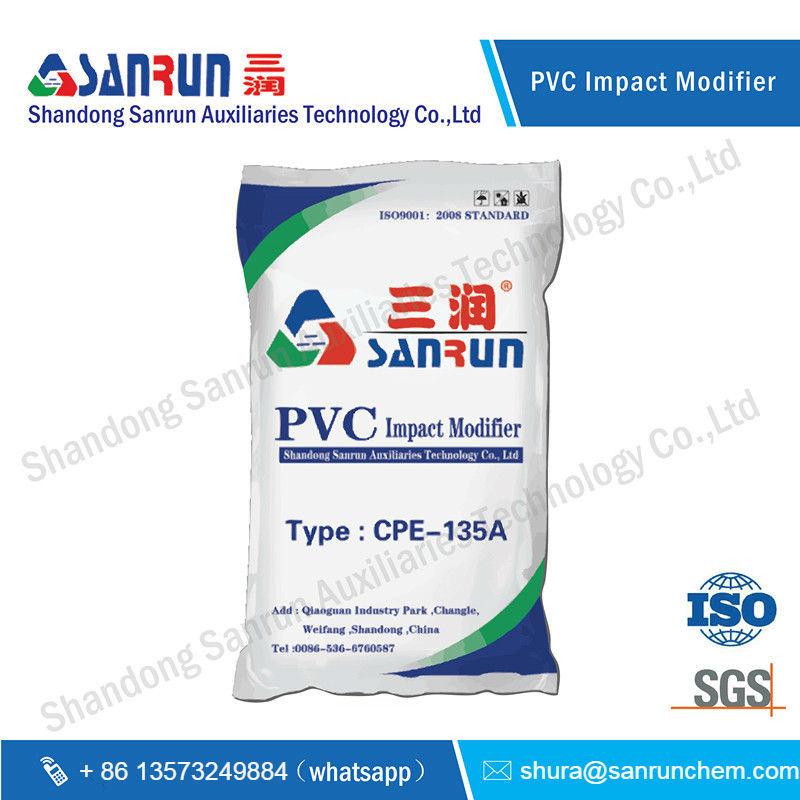 Sanrun CPE-135A PVC 충격 수정자