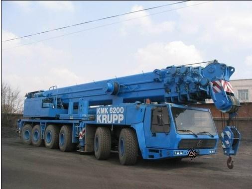 Кран Крупп (KMK6200)