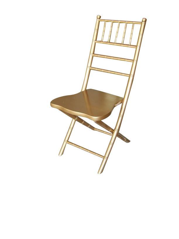 A dobragem Chiavari cadeira (YJE)