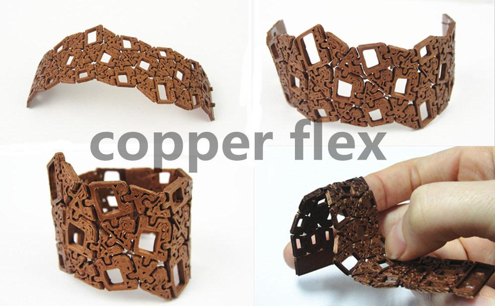 1.75mm 250g Copper Flex 3D Filament