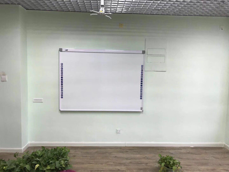 Whiteboard interattivo elettronico per insegnare