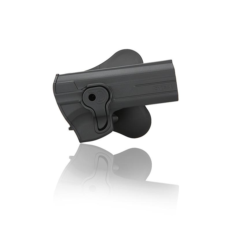 CZ 75 SP-01 Pistola sombra funda táctica con soltar el botón Color ...
