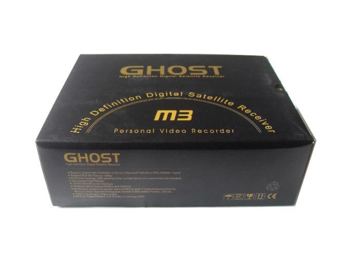 USB original WiFi Cccam Mgca de Skybox M3 1080pi Full HD Satellite Receiver Support