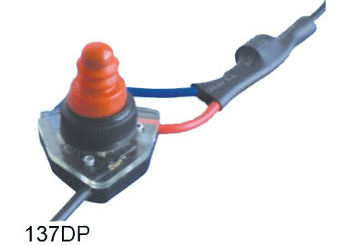 Interruptor impermeable (UL, RoHS) (Serie DP 137)