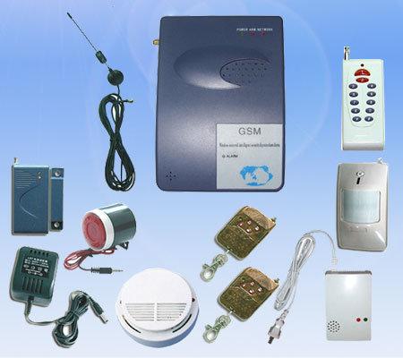 Populärer intelligenter Radioapparat G-/Mhauptwarnungssystem (BON-GSM01)