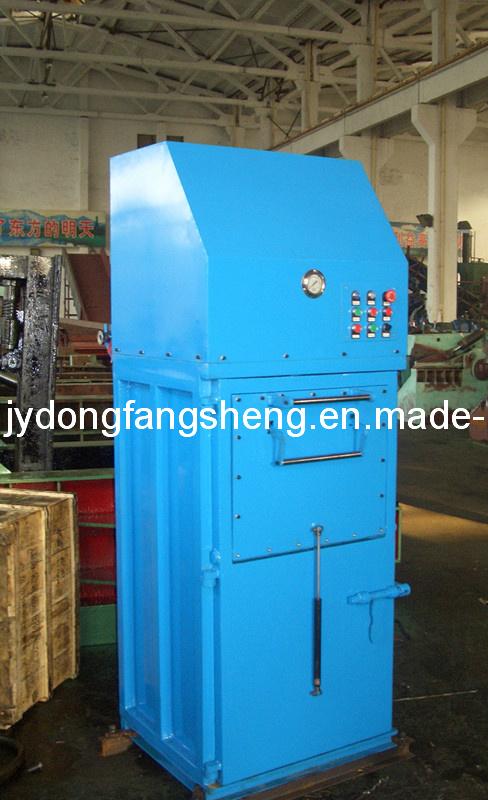 Enfardadeira de fardos hidráulica Non-Metal para resíduos Mateials papelão (Y82-04ZB)