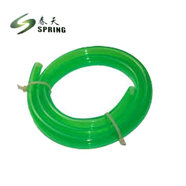 PVC transparent en plastique flexible à eau