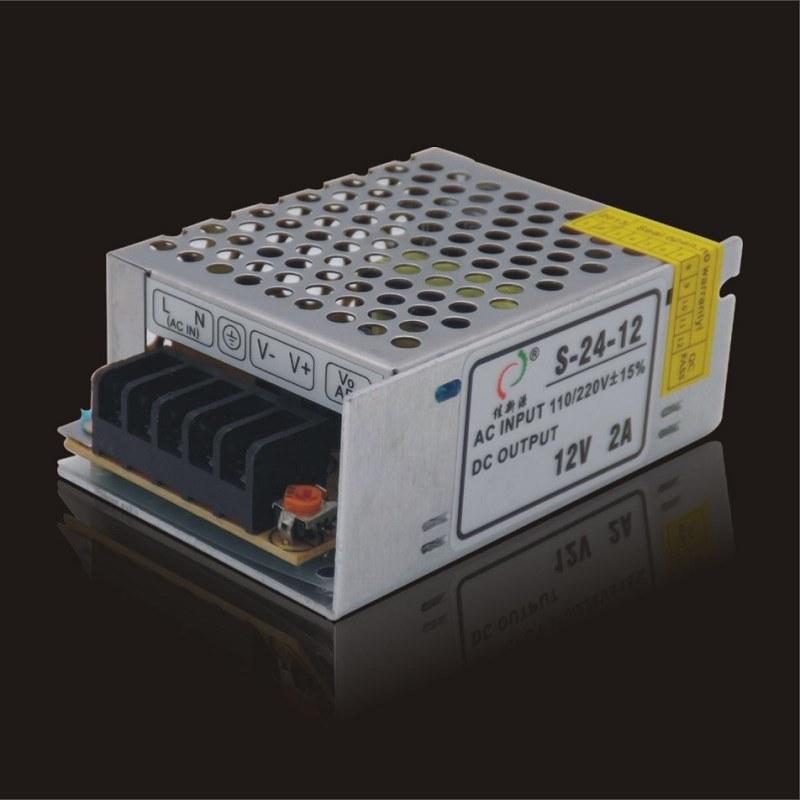 12V2a24W 실내 엇바꾸기 전력 공급