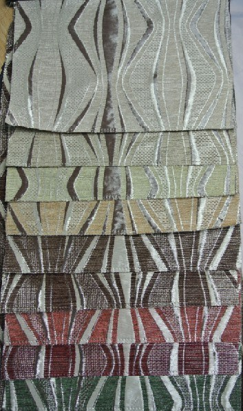 Sofá tecido Jacquard froco