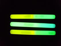 Deux couleurs-15150-2 Glow Stick (HL)