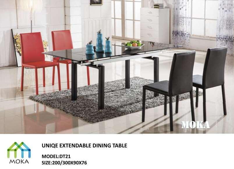Mesa de jantar de dobragem Dt21