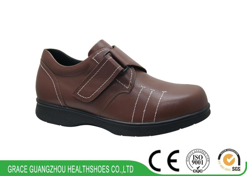 China Los hombres diabéticos amplia comodidad calzado