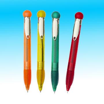 قلم حبر كروي ملون (B1007)