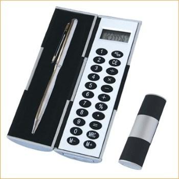 Magic Box Calculatrice un stylo inclus