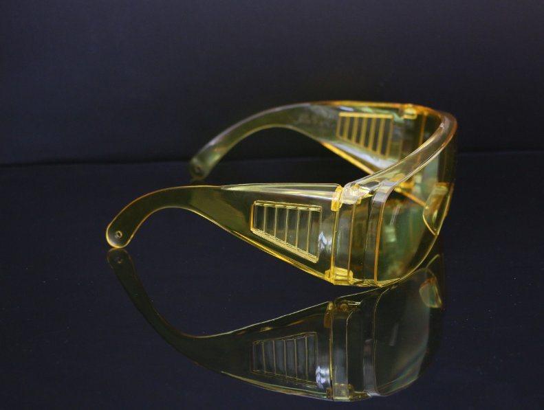 Lente de protecção contra salpicos Anti Prevenção Areia óculos de segurança