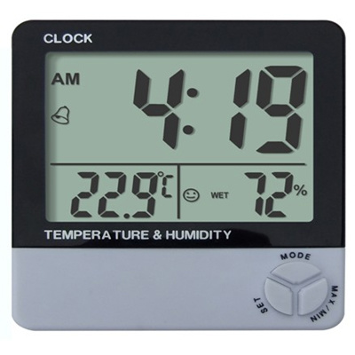 Humidity&Thermometer