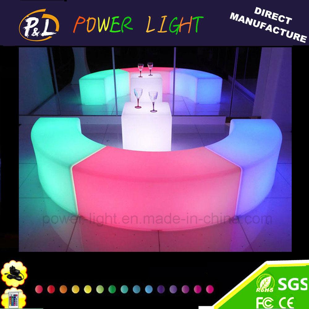 Foto de Bodas & Eventos iluminado LED Muebles Juego de salón en es ...