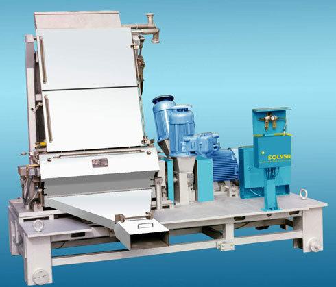 Unterwasserstrang-Pelletisierung-System (TSQW900)