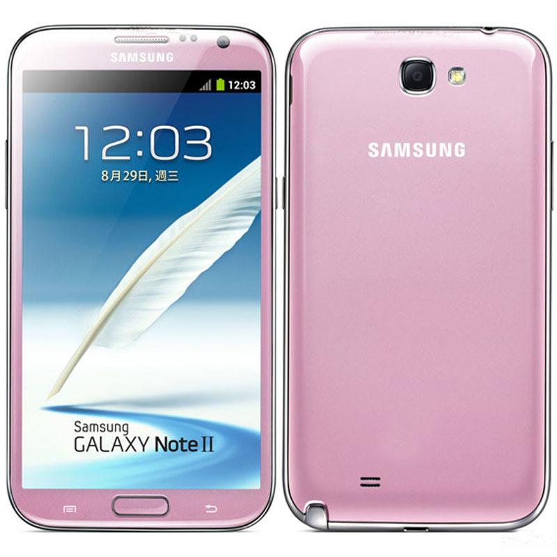 Téléphone cellulaire Galaxi Hotsale rénové la Note 2 N7100 N7105 téléphone mobile téléphone cellulaire