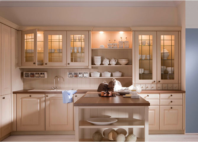 Vistoso Muebles De Cocina De Madera Lowes Modelo - Ideas para ...