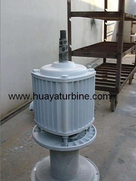300W-50кв постоянного магнита генератор для ветровой турбины