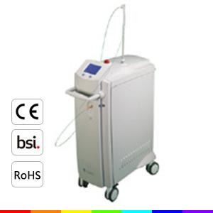 Urologia 2um sistema de Laser de fibra 100W