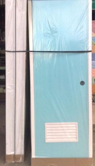 Porte en PVC
