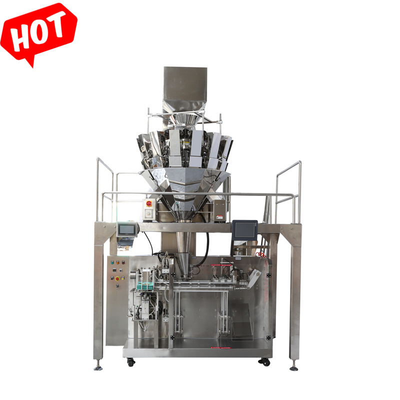 Automatische Peanut/Potato Chips Weegmachine voor snacks