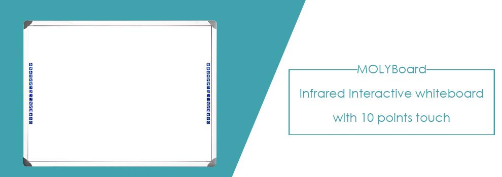 Schede astute Whiteboard interattivo del banco interattivo di formazione di Molyboard