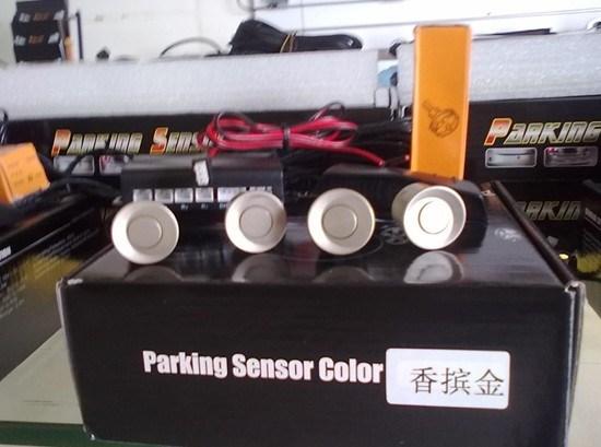 Светодиодный индикатор парковочный датчик