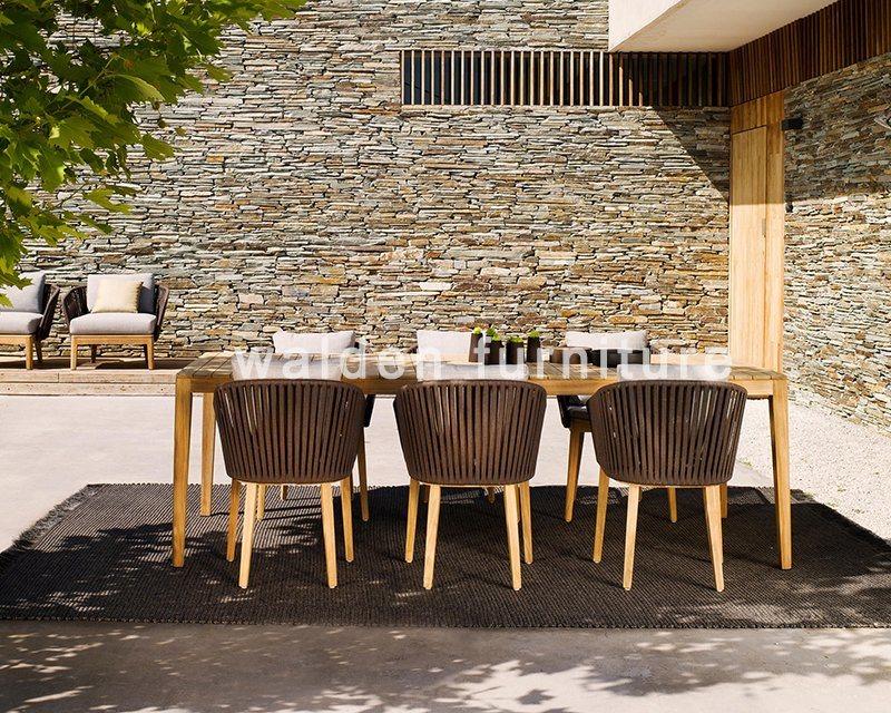 Foto de Muebles de exterior jardín Tumbona Hamaca Hotel Patio al ...