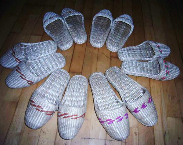 Chaussures de paille(gjx0948-0)
